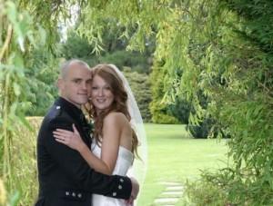 outdoor weddings, Kingsmills Hotel Gardens
