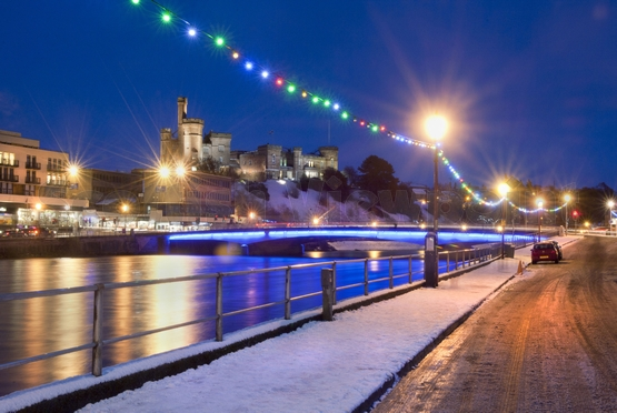 christmas in inverness