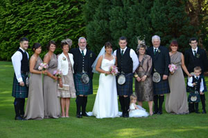 weddings at Kingsmills Hotel