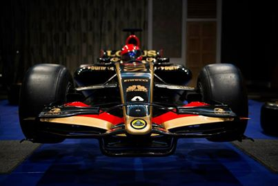 Kingsmills - New Kingsmills Suite's Formula 1 Car